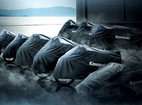 9 premierowych modeli od Kawasaki jeszcze w tym roku