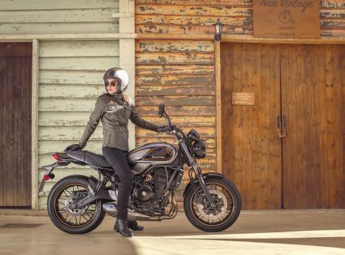 2022 Kawasaki Z650RS. Opis, zdjęcia, dane techniczne