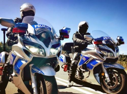 3 najszybsze, seryjne motocykle policyjne. Są używane przez stróżów prawa na całym świecie