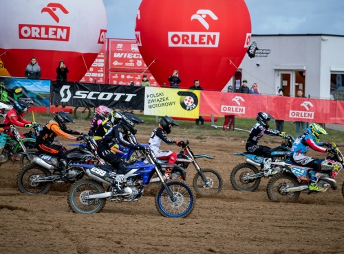 ORLEN MXMP: tytuły Mistrzostw Polski w Motocrossie rozdane w Więcborku