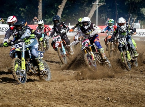 Motocrossowe Grand Prix o Puchar Niepodległości odbędzie się w Strykowie