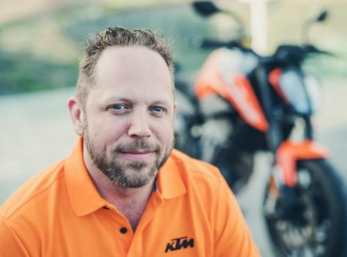 Jaki jest 2022 KTM RC390? Wywiad z szefem działu produktów KTM
