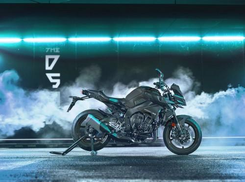 2022 Yamaha MT-10. Dane techniczne z dokumentów homologacyjnych trafiły do internetu