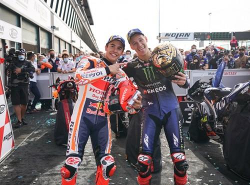 Analiza MotoGP Misano 2021 - takich