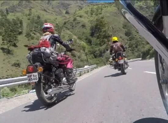 Tylko dla Orlic Moto Himalaya 2016 - Ola Trzaskowska wywiad