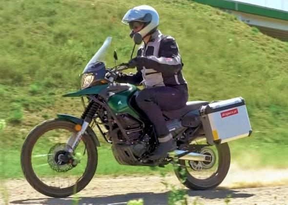 Romet ADV 400 2018 test motocykla