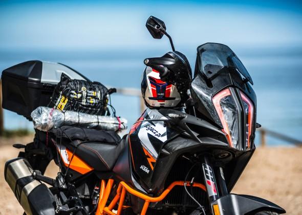 KTM 1290 Super Adventure R kontra reszta świata