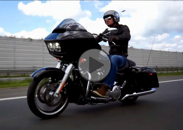 Harley-Davidson Road Glide Special [test video]