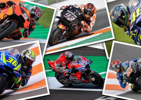 MotoGP 2019: zespoły, zawodnicy, zmiany