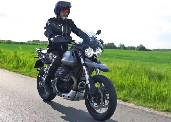 Moto Guzzi V85TT - przygoda w dobrym stylu [test video]