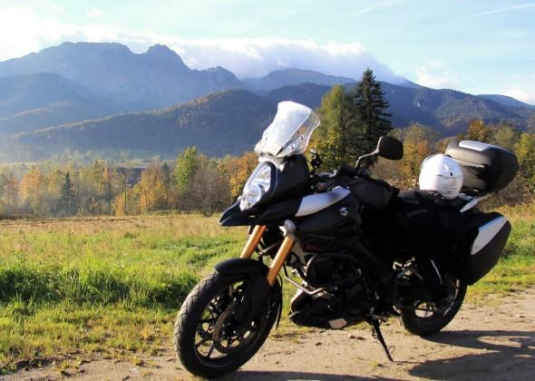 Trasy motocyklowe i ciekawe miejsca w Polsce: Tatry
