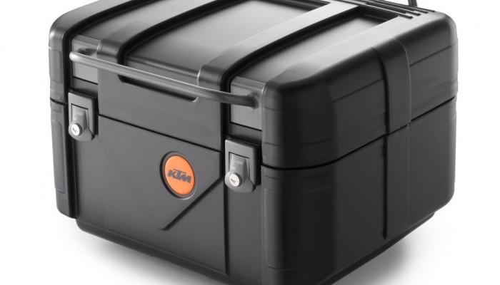 KTM nowy zestaw kufrów