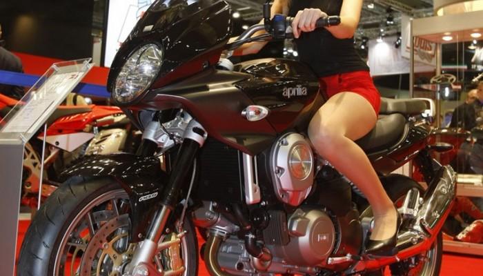 Aprilia Mana 850 GT model na 2009