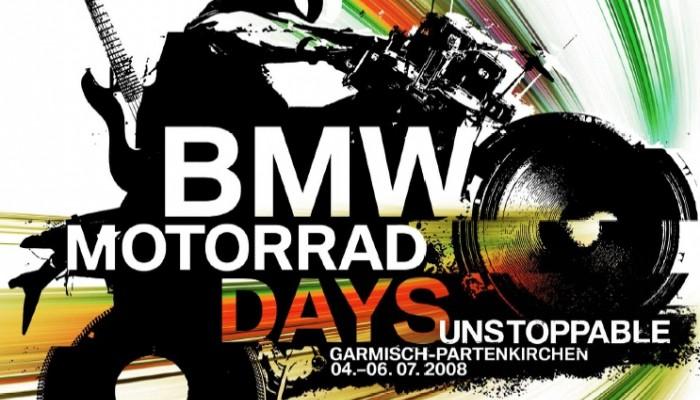 BMW Motorrad Days 2008