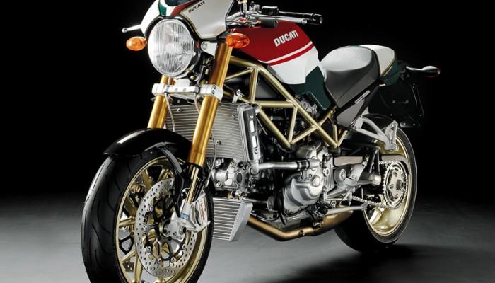 Ducati Monster Tricolore