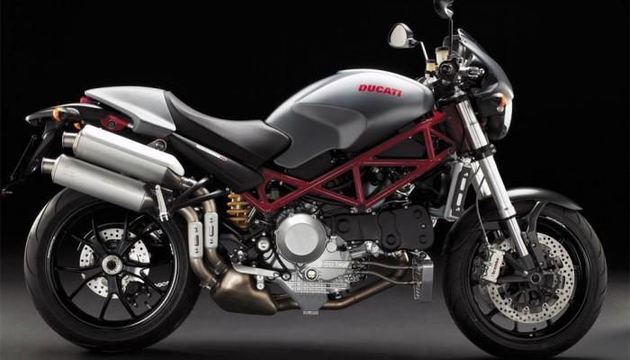 Ducati S4R na rok 2007 – mocne jak nigdy dotąd!