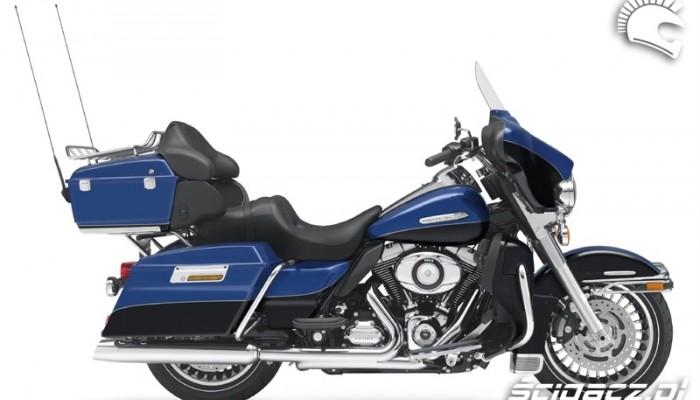 Harley-Davidson - oferta na 2010
