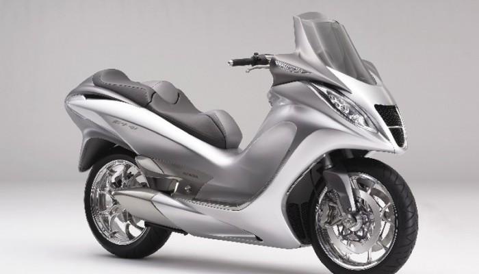 Honda E4-01 niebawem w produkcji?