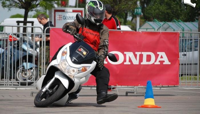 Honda Gymkhana 2011 w Tychach już niebawem