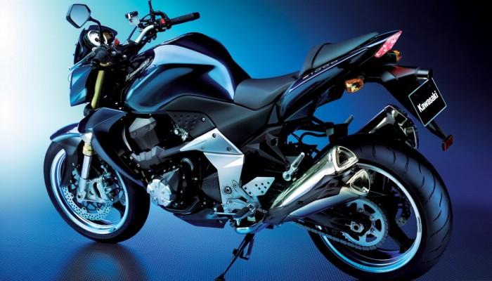 Kawasaki Z1000 na nowo