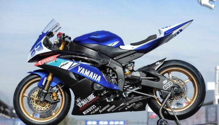 Konkurs Yamaha - wygraj replikę zwycięskiego motocykla