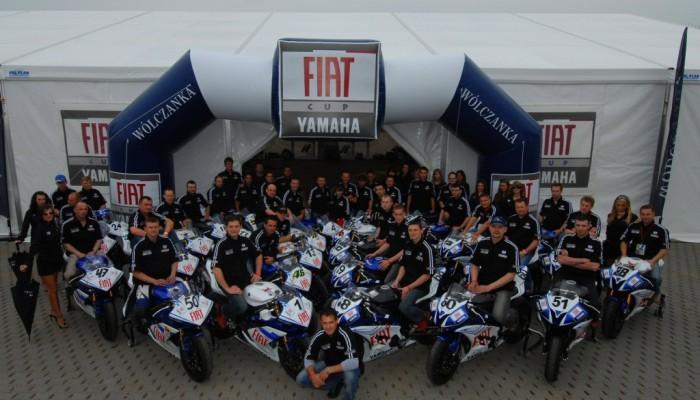 Miasteczko wyścigowe Yamaha na EXTREMEMOTO