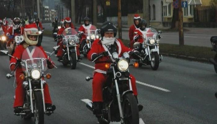 Mikołaje na Motocyklach nominowani