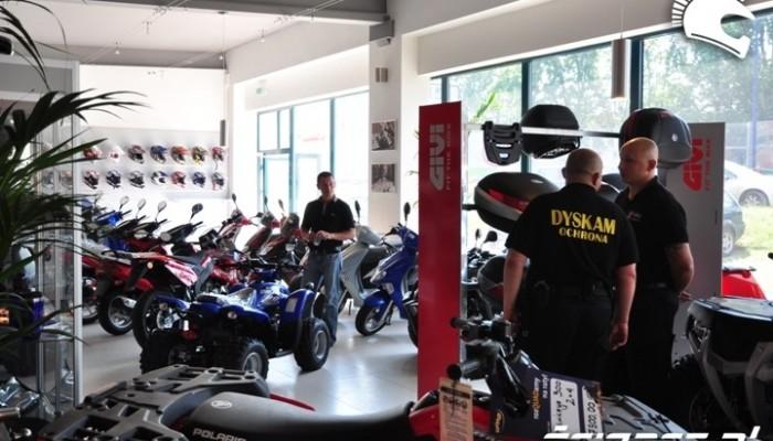 Motocykle Kraków - nowy salon multibrandowy