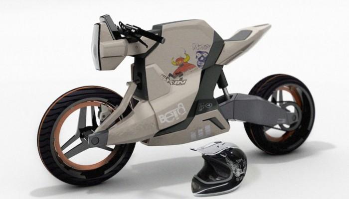 Motorepublic Beta - elektryczna przyszłość wyścigów?