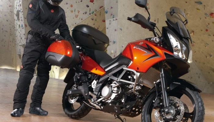 Suzuki V Strom 650A Summer Edition