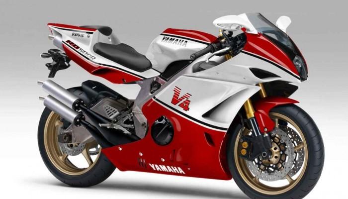 Yamaha RDLC 500 V4 - powrót wyścigowych dwusuwów?