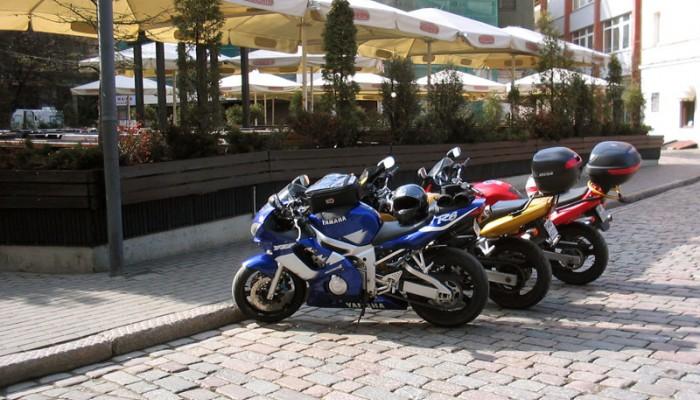 Via Baltica - pomysł na udaną wyprawę motocyklem