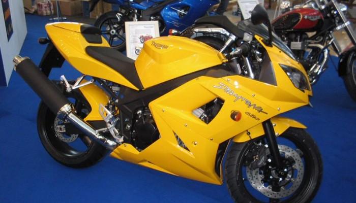 Motor Bike Show 2005 - pierwsze wrażenia