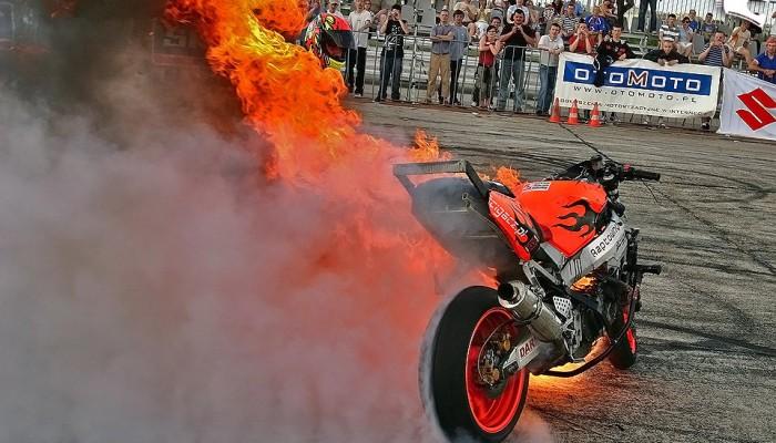 Motocykle i magia, czyli Extrememoto 2 na gorąco