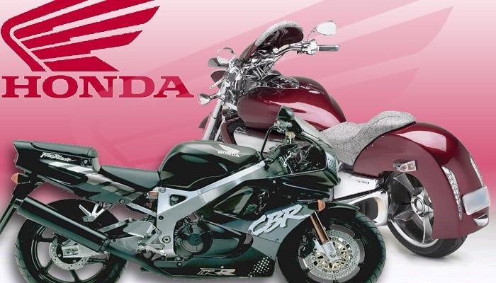 15 milionów motocykli Honda