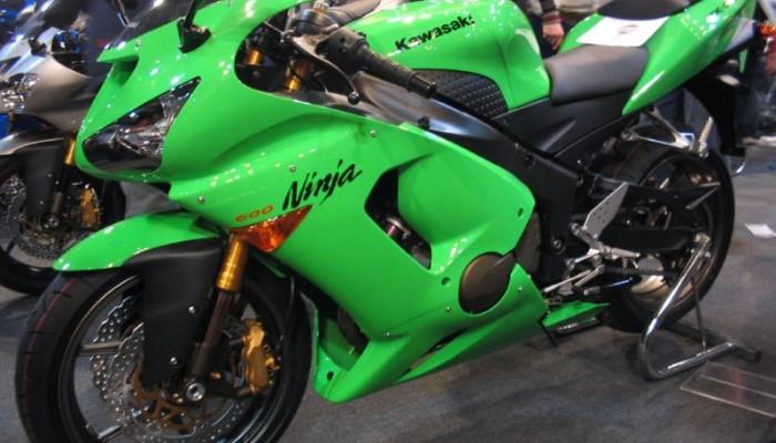 Wystawa motocykli Budapest Bike Exhibition 2005