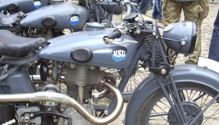 Motocykle w kamaszach - Modlin 2005