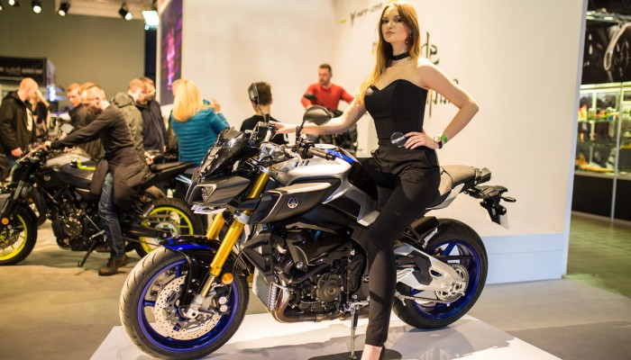 Targi motocyklowe Moto Expo 2017 w obiektywie - galeria zdjęć