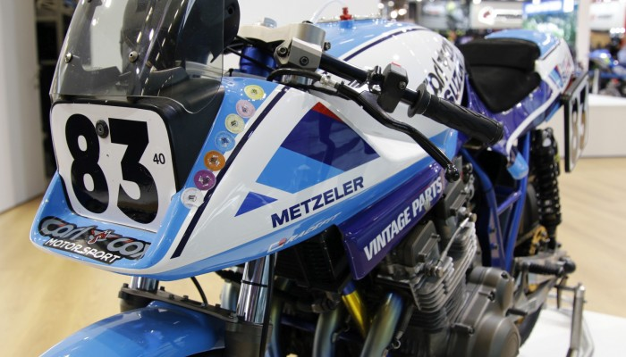 Nowosci Suzuki na rok 2019 Intermot 16