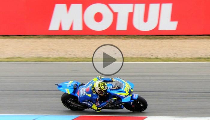MotoGP w Brnie - fotki, newsy i prezenty