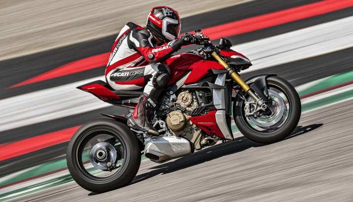 Ducati Streetfighter V4. 220 KM i V4 w pięknym nakedzie z Bolonii