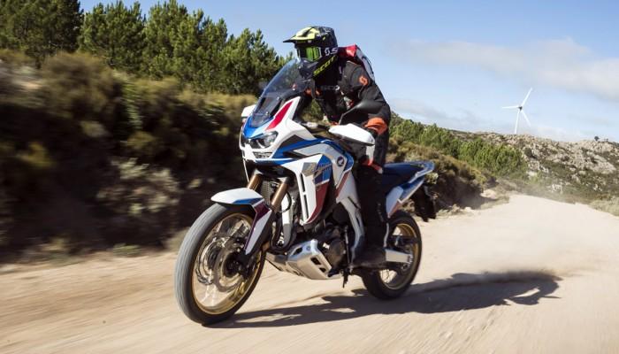 africa twin 1100 adventure sports testuje barry z