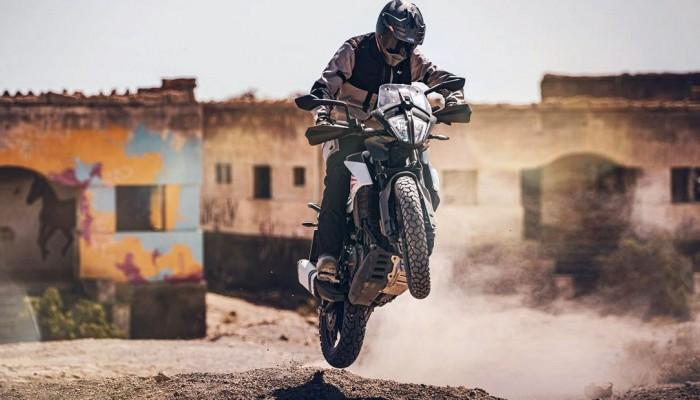 KTM 390 Adventure 2020. Opis, dane techniczne, zdjęcia