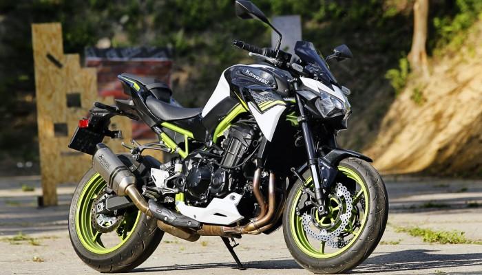Kawasaki Z900 2021 z