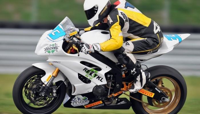 Wyścigowe Motocyklowe Mistrzostwa Polski  - relacja z pierwszej rundy na Słowacji
