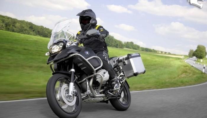 BMW R1200GS 2010 - więcej technologii