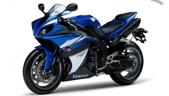 Yamaha R1 2009 - ciągle na topie