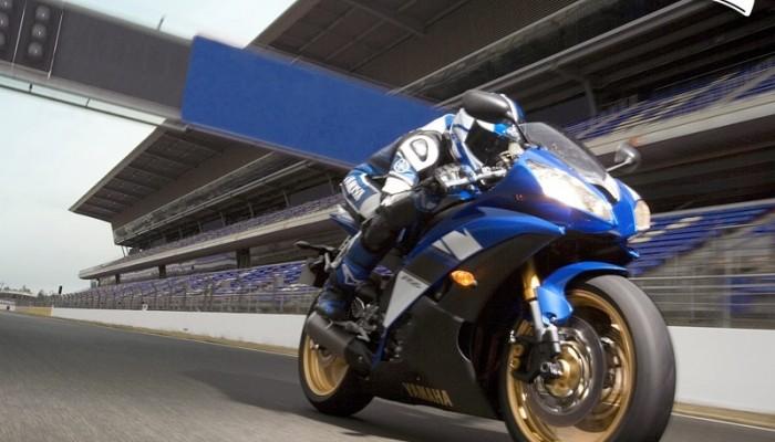 Yamaha R6 2008 - jeszcze ostrzejsza