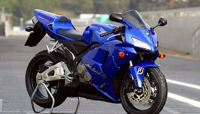 CBR 600 2005 - zmiany, zmiany, zmiany...