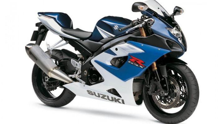 Suzuki GSX-R 1000 ad 2005